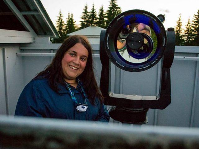 Роса Виктория Димитрова: Астрономията ни е помогнала да знаем повече за света около себе си