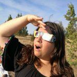 По следите на пълното слънчево затъмнение с Роса Виктория Димитрова